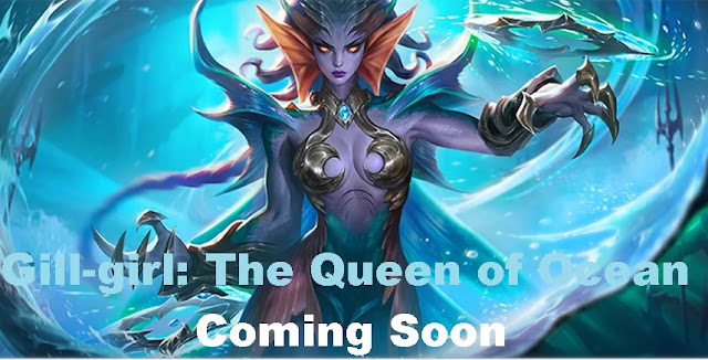 Mobile Legends to bring a Brand New Gill-Girl Skin for Karrie