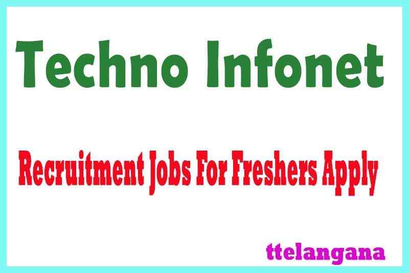Techno Infonet Recruitment Jobs For Freshers Apply