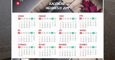download template kalender tahun 2019 masehi 1440. Black Bedroom Furniture Sets. Home Design Ideas