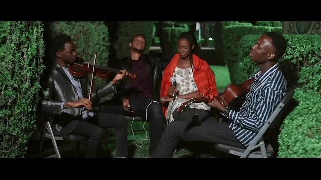 Audio + Video: Kaestrings – Love (feat. Lawrence And Darasimi Oyor)