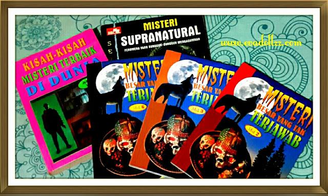 Buku Misteri Seluruh Dunia ~ Kumpulan Kriminal Tak Terjawab ~ Real Life