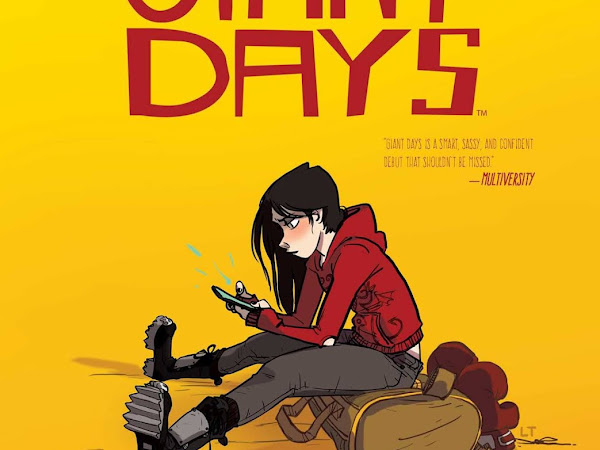 Review - Giant Days Volume 1 by John Allison