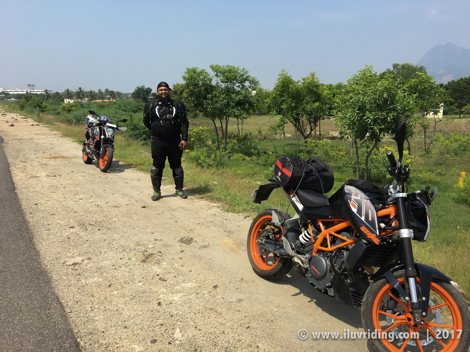 Sid's Motorcycle Diary: A Ride to Kolli Hills