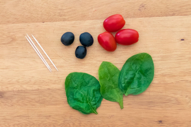 How to Make a Ladybug School Lunch!