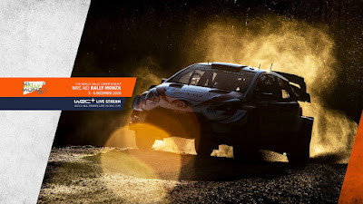 WRC Monza Rally Live stream Schedule