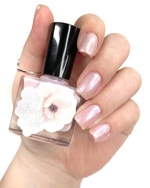 My Stunning Nails The Virgin