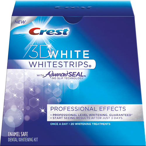 FREE Crest 3D White Strips Sam...