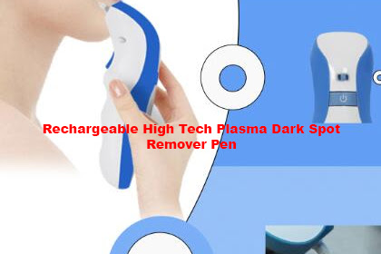 Rechargeable High Tech Plasma Dark Spot Remover Pen