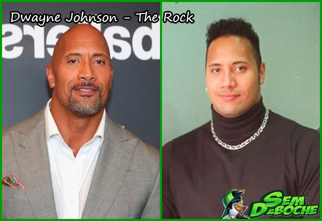 DWAUNE JOHNSON - THE ROCK