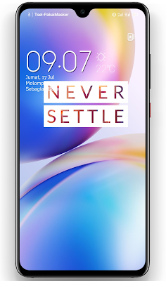 Lockscreen OnePlus 8 Pro