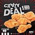 Promo KFC, Hari Ini Terakhir