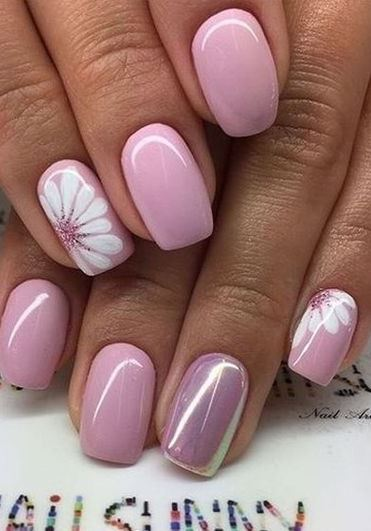 best nail art idea for summer