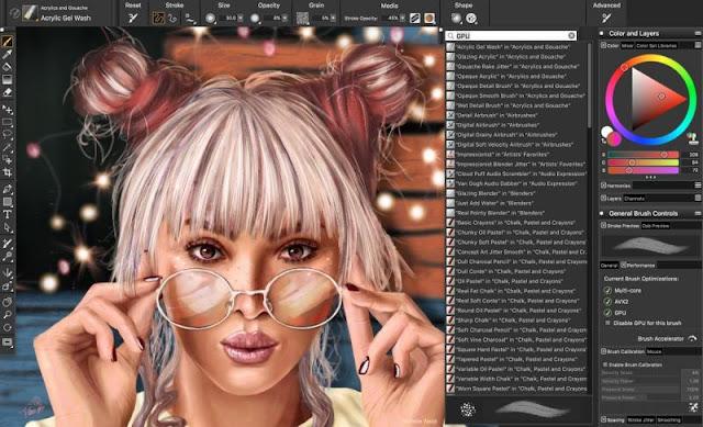 Painter 2020 full -