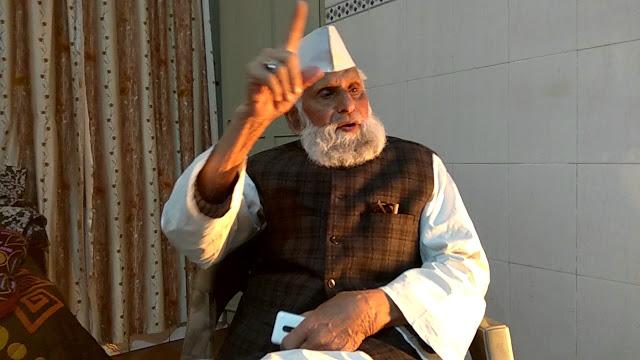 सपा सांसद शफीकुर रहमान बर्क ने वंदे मातरम को बताया इस्लाम के खिलाफ - newsonfloor.com