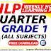 WHLP GRADE 1 QUARTER 1