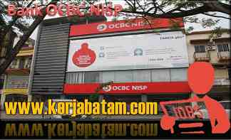 Lowongan Kerja Batam Bank OCBC NISP