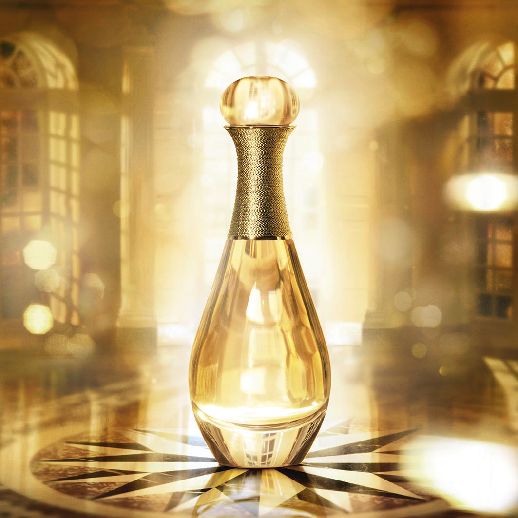 Dior Jadore lOr Beautifying Body Milk Nailderella