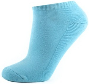 Ice Cream Sock Biru