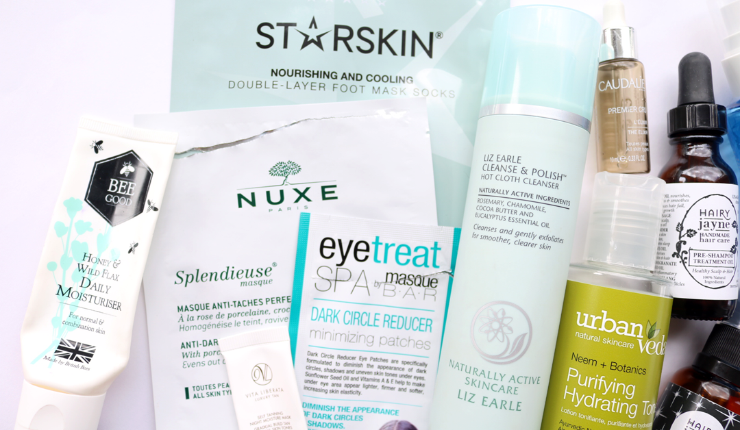 July Empties: Products I've Used Up