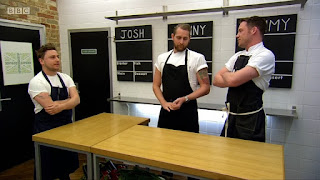 Great British Menu 2017 NE Fish ep.17