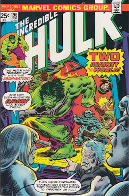 Incredible Hulk #196