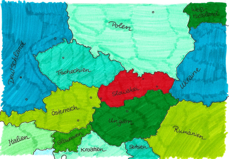Slowenien Slowakei