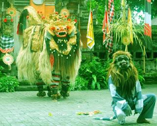 tari tradisional dari bali