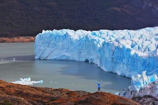 2. Gletser Perito Moreno