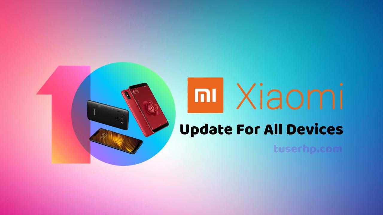 INFO - Xiaomi MUI10 Update | Forum-indoflasher com
