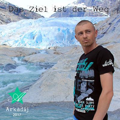 Bremerhavener Rapper Arkadij mit dem Album Das Ziel ist der Weg (2017)