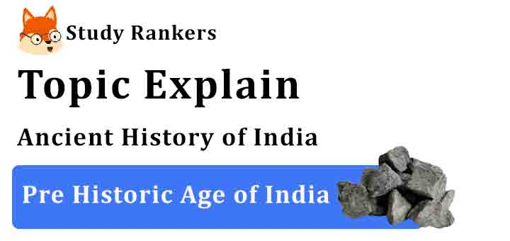 Pre Historic Age of India - Ancient History of India