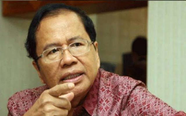 Menteri Ekonomi Jokowi Bersiap Mundur Semua, Rizal Ramli Ladeni Tantangan Debat Luhut