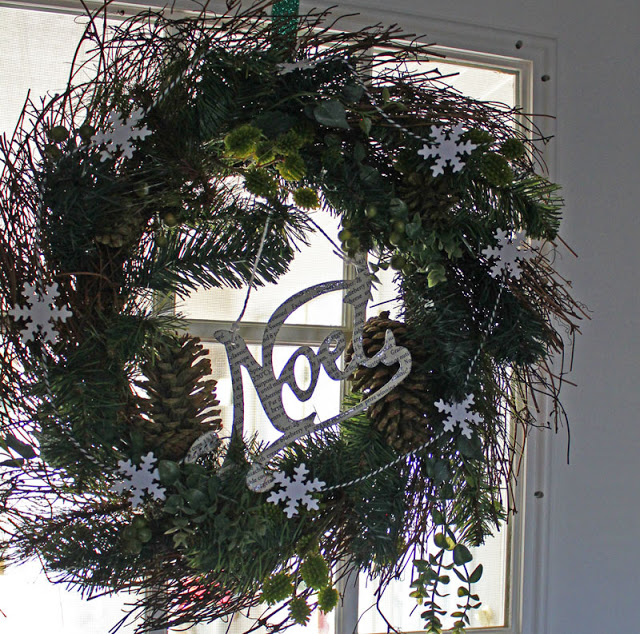 Fun Christmas And Winter Wreath Inspiration Ideas From Itsy Bits And Pieces Blog