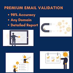 Bulk Email Validation