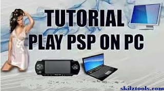 Play PSP Games On PC