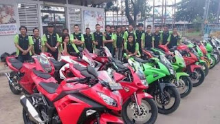 Kawasaki Racing Club Makassar