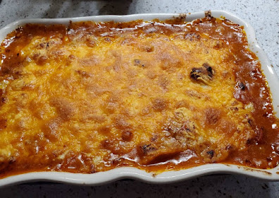 JUST 4 INGREDIENT HAMBURGER #CASSEROLE