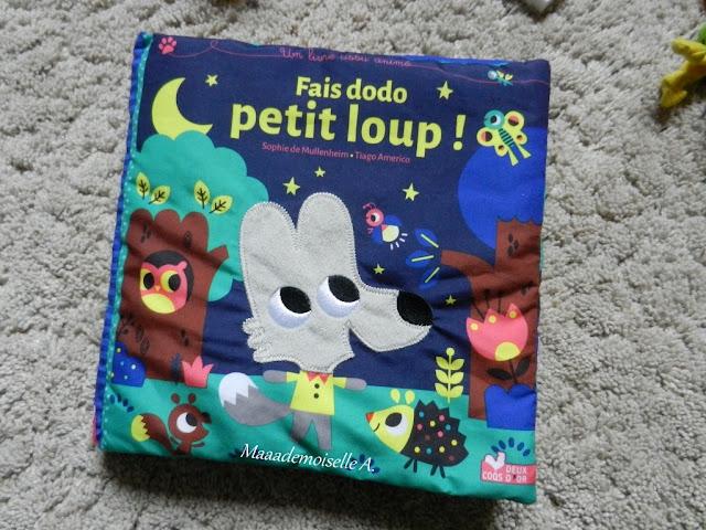 || Fais dodo petit loup ! (Présentation & Avis)(Chut, les enfants lisent # 43)