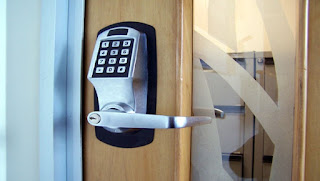 Reno locksmith key-less entry lock system