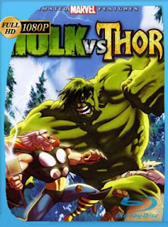 Hulk vs Thor (2009) HD [1080p] Latino [GoogleDrive] SilvestreHD