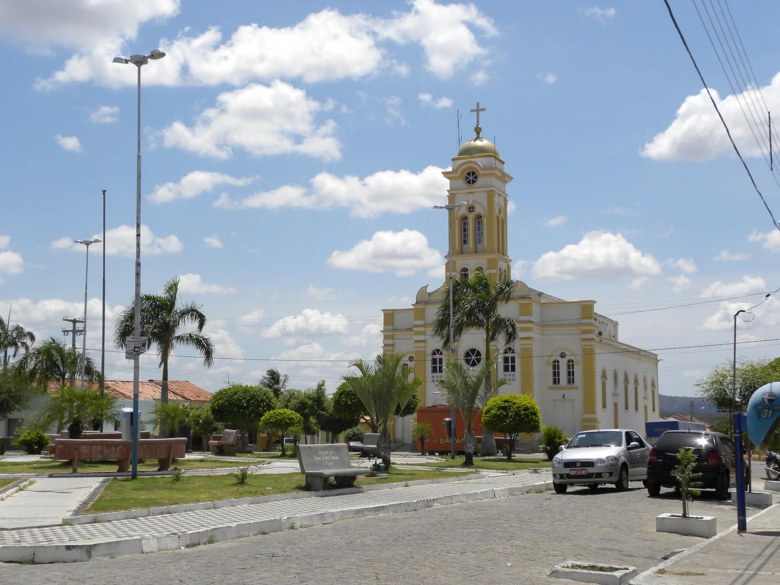 São Mamede | Paraíba