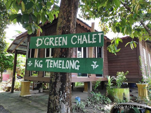 D'Green Chalet Lenggong, Lenggong, chalet terbaik di lenggong, bercuti di lenggong, staycation best di lenggong, dgreen chalet, review dgreen chalet