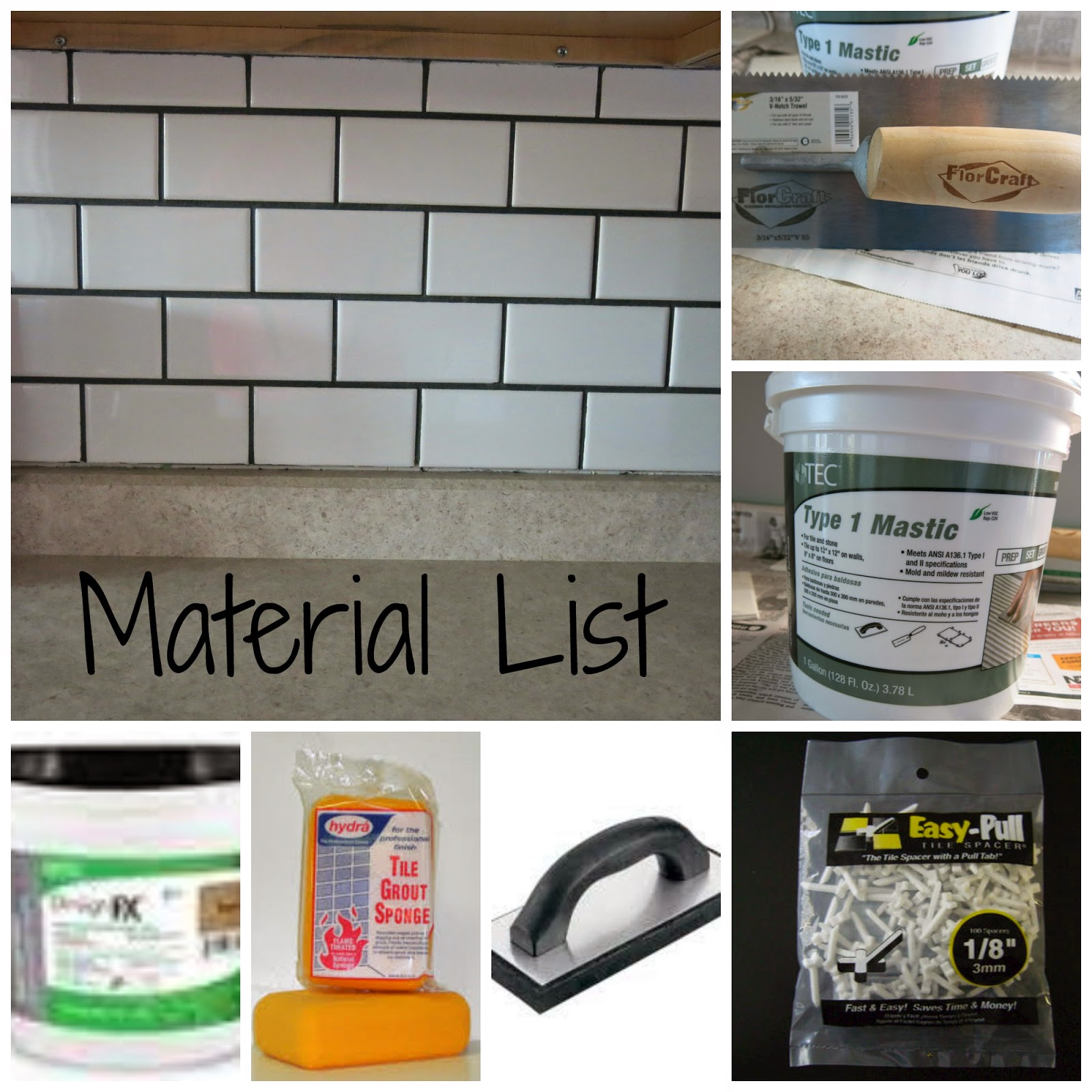 Nodak Nest Tiling And Mastic And Grout Oh My