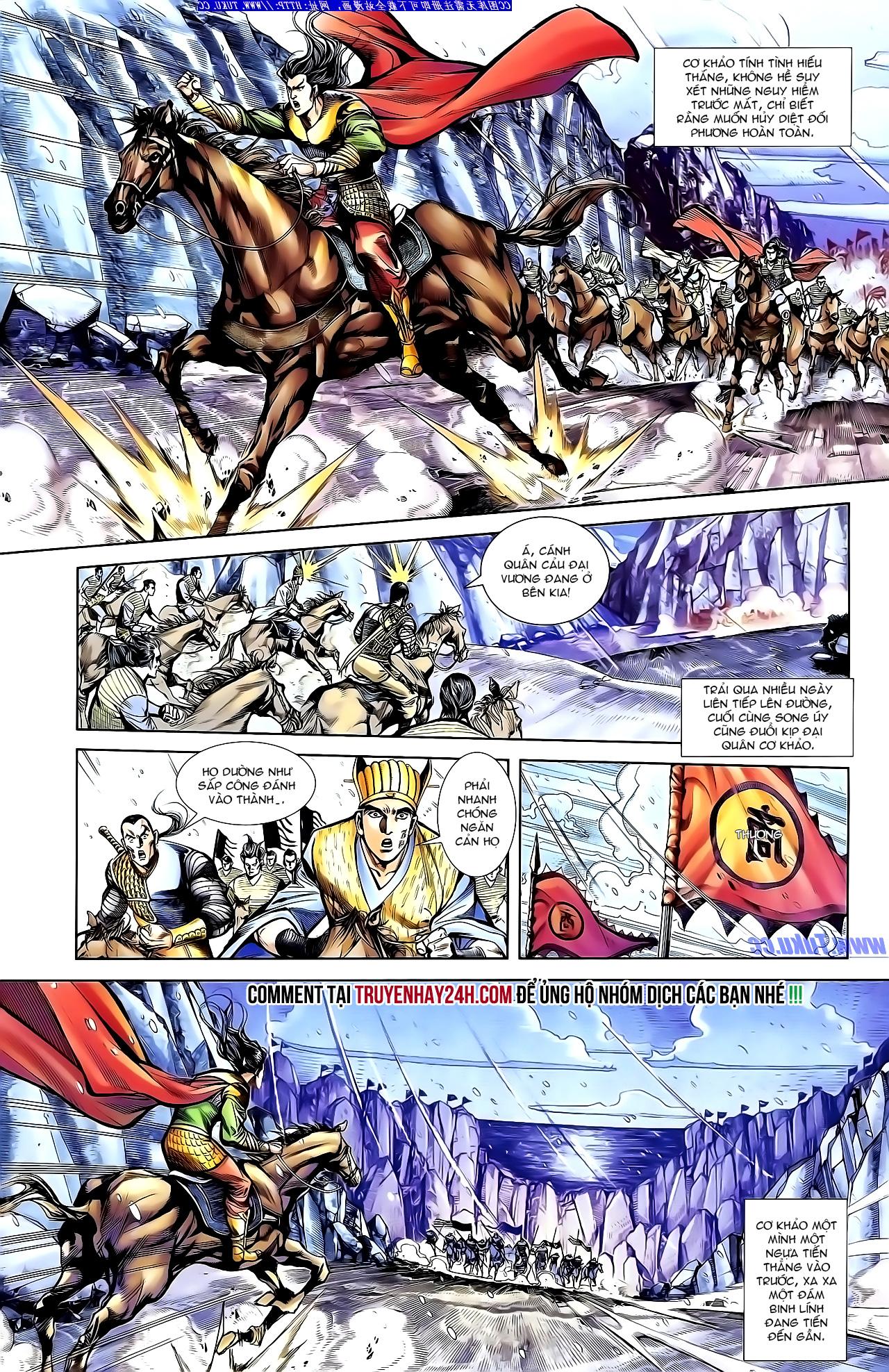 Cơ Phát Khai Chu Bản chapter 144 trang 26
