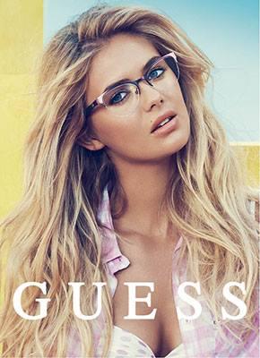 282b86e5e9176 Os modelos de óculos de grau mesmo delicados são super jovens e estilosos.  Confira a coleção da Guess aqui no blog!