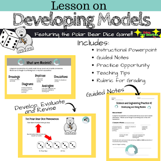 Develop and Use a Model