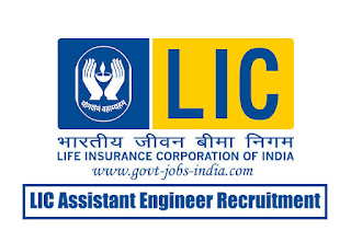 LIC Assistant Engineer Recruitment 2020