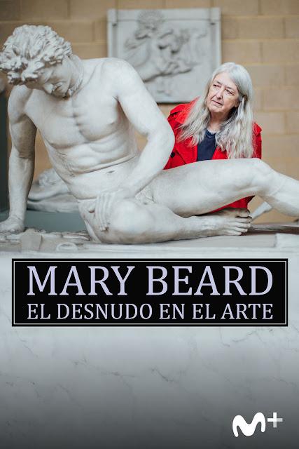 Cartel Mary Beard: el desnudo del arte