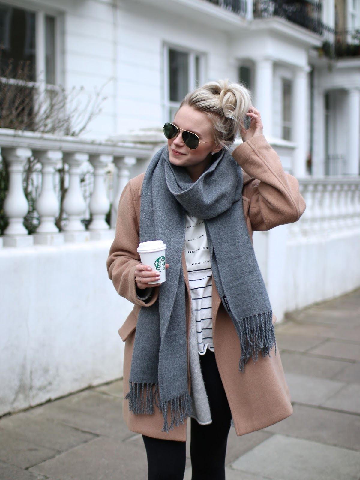 how to add layers to you outfit like a blogger