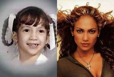 42 Celebrities When They Were Kids